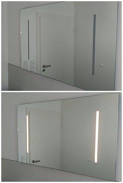 spiegel beleuchtet kurt meyer glas und fensterbau gmbh. Black Bedroom Furniture Sets. Home Design Ideas